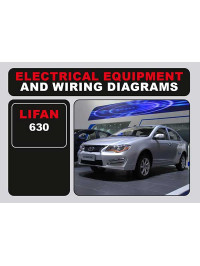 Wiring diagrams and electrical equipment Lifan 630