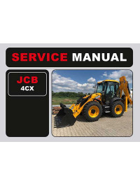 JCB 4CX, user e-manual