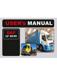 DAF LF 45 / LF 55, user e-manual
