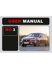 MG 3 (CSA7130 and CSA7153 engines), owners e-manual