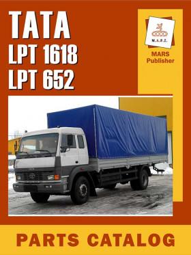 Каталог запчастей TATA LPT 1618 / LPT 652 в электронном виде (на английском языке)