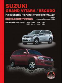 Руководство по ремонту Suzuki, купить скачать и читать в электронном виде