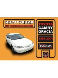 Toyota Camry / Toyota Gracia с 1996 года по 2001 год, инструкция по эксплуатации в электронном виде