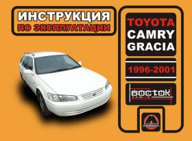 Руководство по эксплуатации Toyota Camry / Toyota Gracia с 1996 года по 2001 год в электронном виде