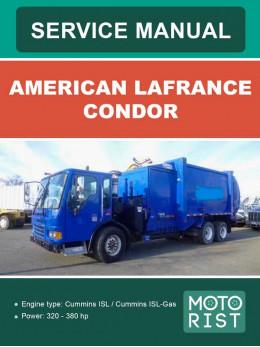 American LaFrance Condor, инструкция по эксплуатации в электронном виде (на английском языке)