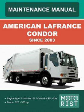 Руководство по техобслуживанию American LaFrance Condor в электронном виде (на английском языке)