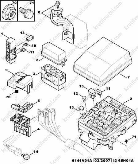 Amazon Com Hoiert Outside Temperature Sensor 6445f9 For Peugeot 206