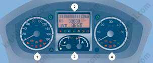 контрольно измерительные приборы фиат дукато 2011 года