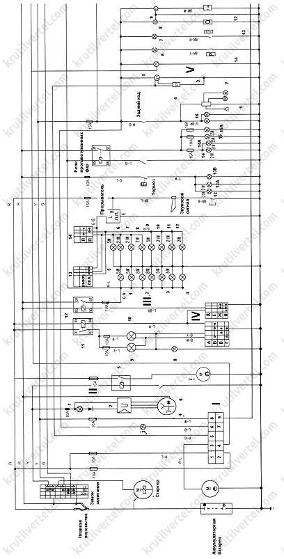 Great wall safe электросхема