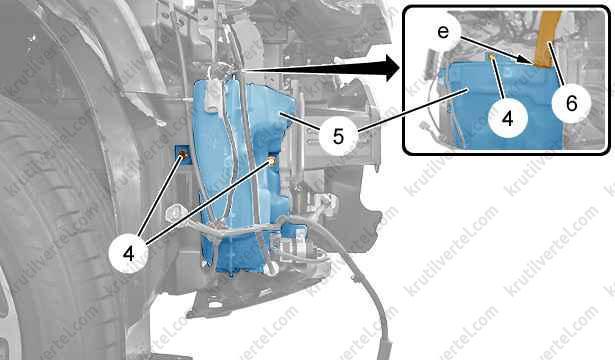 Замена моторчика омывателя пежо 4008 Замена тормозной жидкости рено лагуна 2