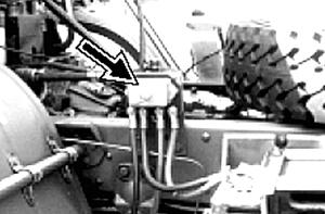 Рулевой редуктор на тата 613