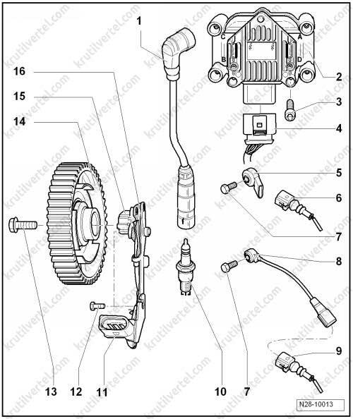 Система зажигания транспортера что такое отключение нижнего транспортера