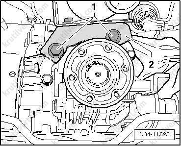 Снятие и установка раздатки т5 Замена раздатки дэу матиз
