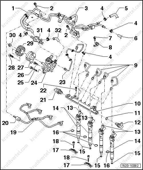 Фольксваген транспортер система питания остров конвейер