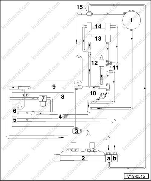 Схема отопления т4 транспортер конвейер автоваза видео