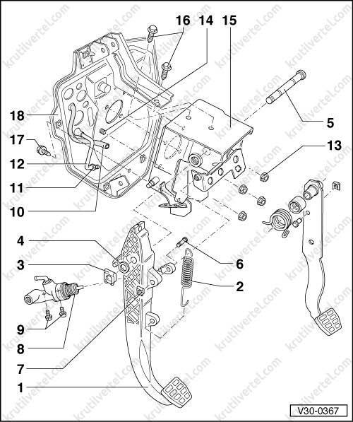 гидравлическое сцепление на транспортер т4