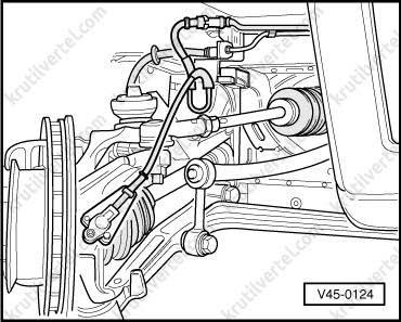 Датчик скорости на фольксваген транспортер т4 рольганг измерительный купить
