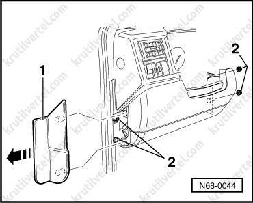 Снять подушку безопасности фольксваген транспортер т4 конвейер процесса