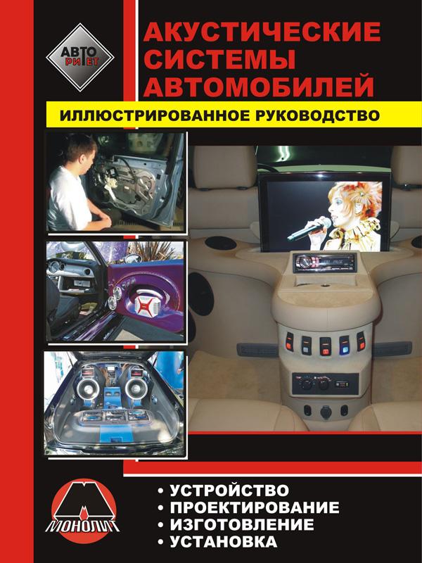 Installing car speakers, in eBook