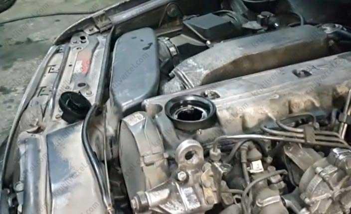 Ремонт моторчика вентилятора радиатора корса
