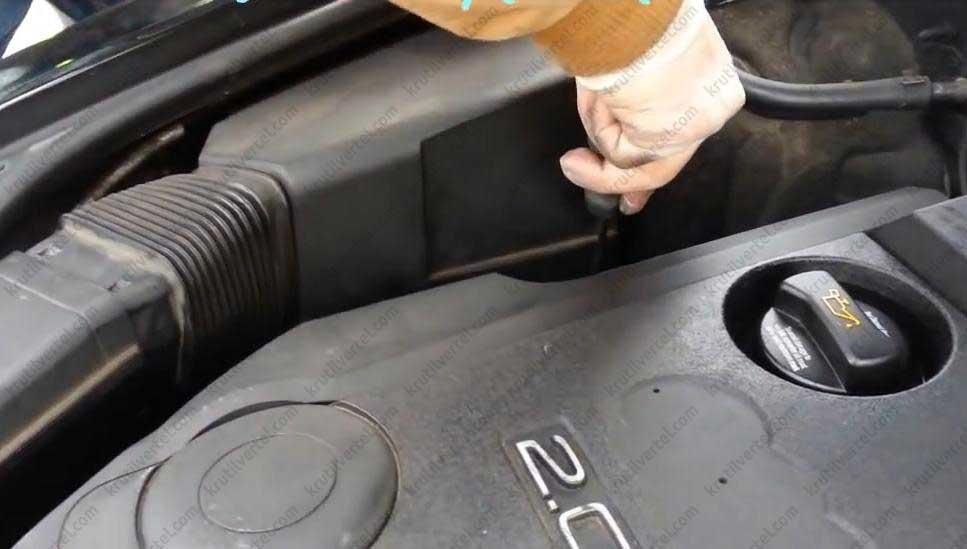 передняя блок-фара Audi А6 С6