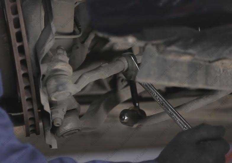 рулевое управление BMW 7