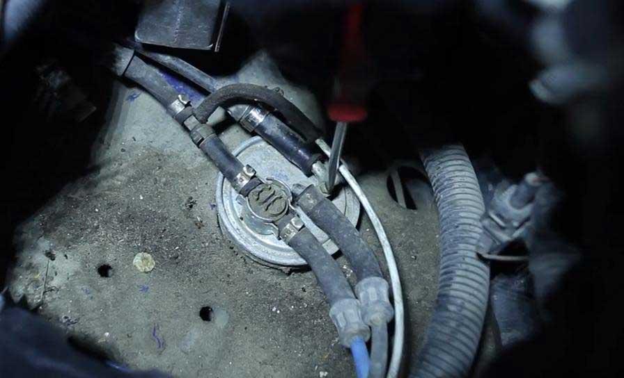 Замена топливного фильтра транспортер т4 фольксваген транспортер т4 маркировка